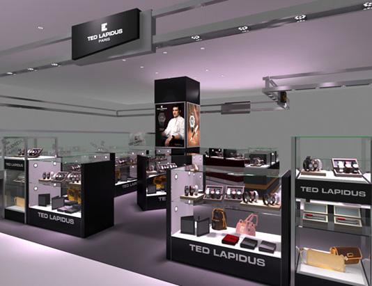 商业空间设计图片素材展示